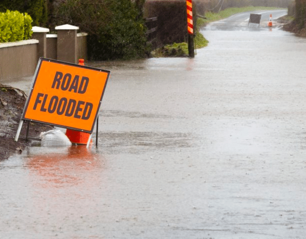 Flooded Roadway Safety