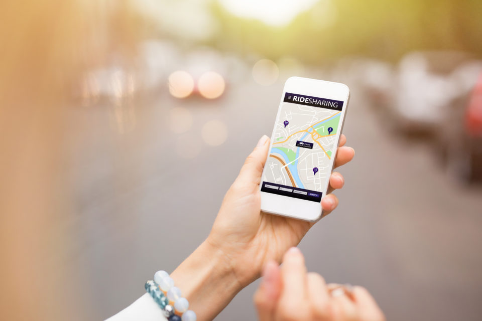 Ride sharing home sharing insurance