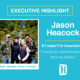 This is a photo of Jason Heacock and his family.